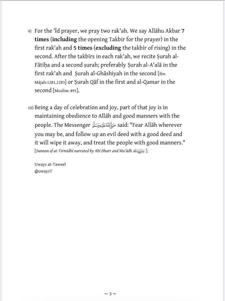 Eid 10 Points - Page 3